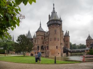 Castle and the chapel.
